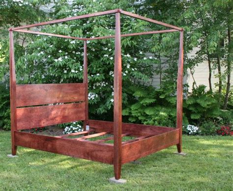 Try Canopy Beautiful Canopy Bed I Will Make This My Summer Project