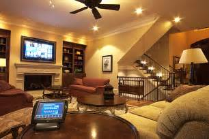 Family Media Room - home theater and media room trends at home memphis amp mid south