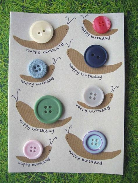 Cool Handmade Birthday Card Ideas - karten selber basteln 66 abwechslungsreiche ideen f 252 r