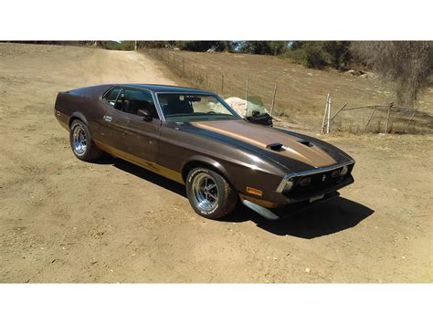 1971 mustang for sale 1971 ford mustang for sale classiccars cc 908429