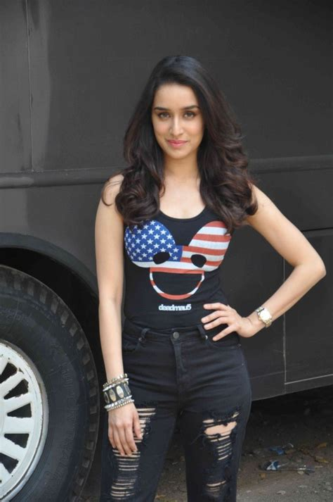 shraddha kapoor  abcd   promotion photosimages