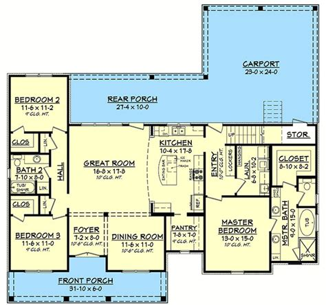 acadian style floor plans acadian floor plans best free home design idea