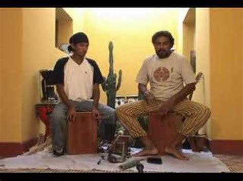 cajon afroperuano lando youtube