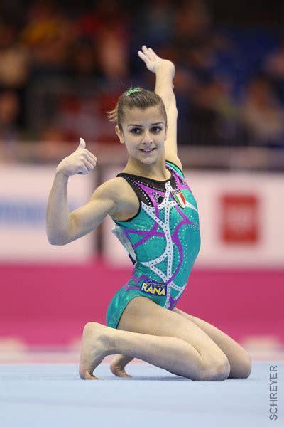 Rumana Kancing Elnifa i flip for gymnastics a word on italian gymnastics