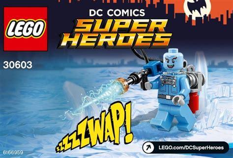 Sale Lego 30603 Batman Classic Tv Series Mr Freeze Bps13 dc comics heroes batman classic tv series batcave