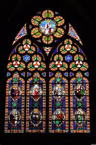 Stained Glass Window by Glass Windows Fake Stained Glass Window