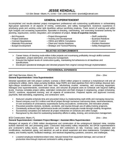 Best Career Objective For Resume by General Objectives For Resumes Best Resume Gallery