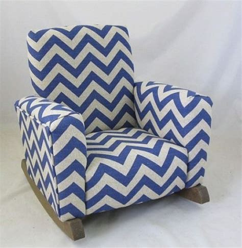 childrens upholstered rocking chair new childrens upholstered rocking chair zig zag chevron