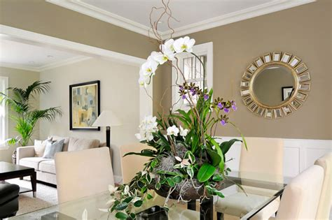 ideas for staging home with plants living arrangements