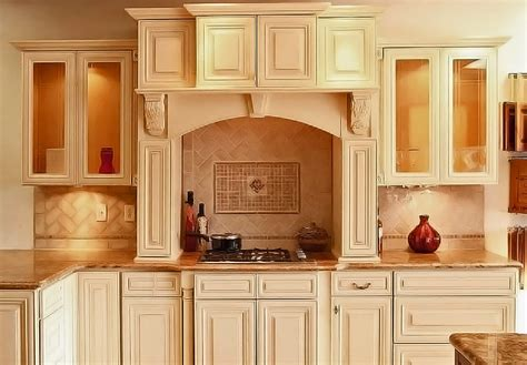 cream kitchen cabinets with chocolate glaze quality cabinets nj cream maple glaze