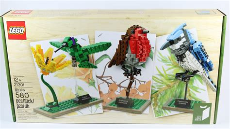 Lego Birds Set review lego ideas 21301 birds