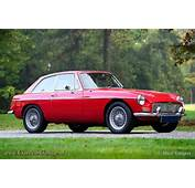 MG MGC GT Automatic 1968 Details
