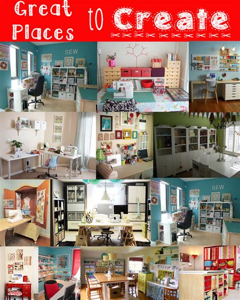 how to create a craft room sewing room ideas the seasoned homemaker