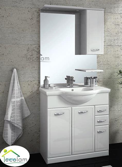 Badezimmer Unterschrank 75 Cm by Sch 246 Ne Waschbecken Mit Unterschrank Und Spiegel