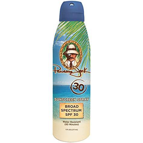 panama continuous spray sunscreen spf 30 ebay