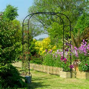 Wide Garden Arch Uk Wide Garden Arch Arches For Garden