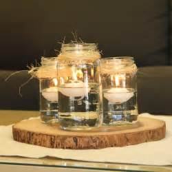 centerpieces with jars we re mad for jar centerpieces beau coup