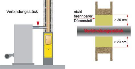 Gastherme Abgasrohr Vorschriften by Bauaufsichtliche Anforderungen An Abgasanlagen