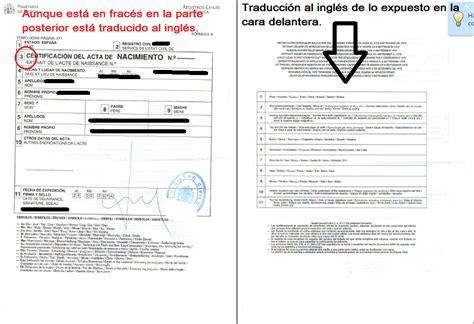 certificado de matrimonio al ingles traducir documentos obligatorios para el nmc enfermerasenuk