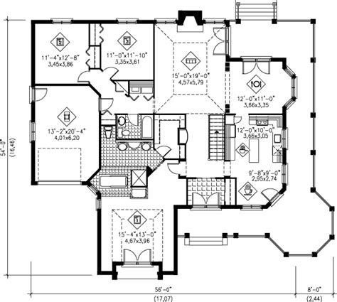 New Home Design Layout small european house plans 171 floor plans