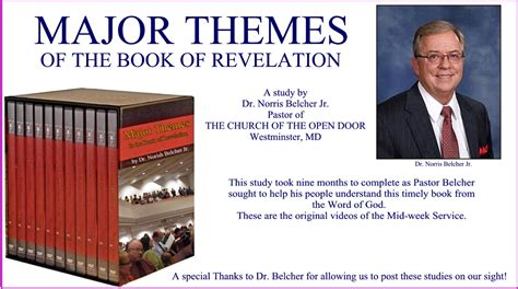 major themes book of job major themes of the book of revelation