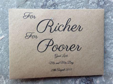 Wedding Scratch Card Holders