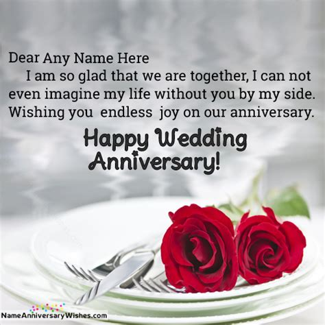 7th Anniversary Wedding Dp by Best Marriage Anniversary With Name Pics