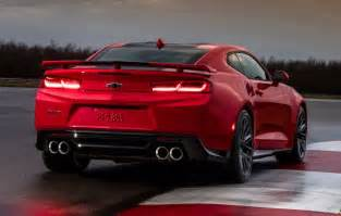 2017 chevy camaro z28 more powerful carbuzz info