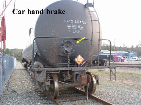 Car Handbrake Types by Locomotive And Car Brake Systems Ppt
