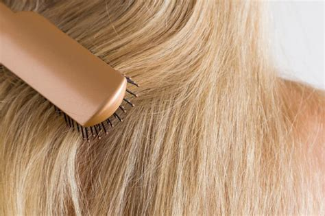 wiry hait how to get dry wiry hair smooth leaftv