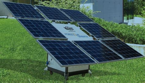 jakson power launches solar powered generators water