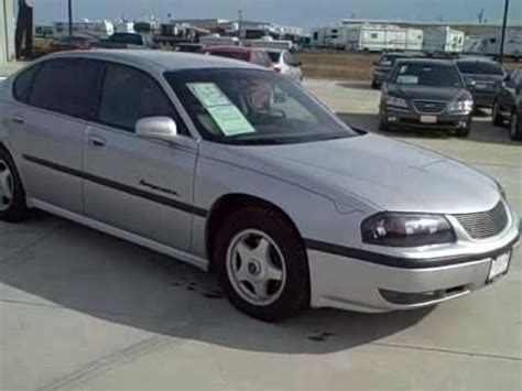 impala silver 2002 silver chevrolet impala all credit approved
