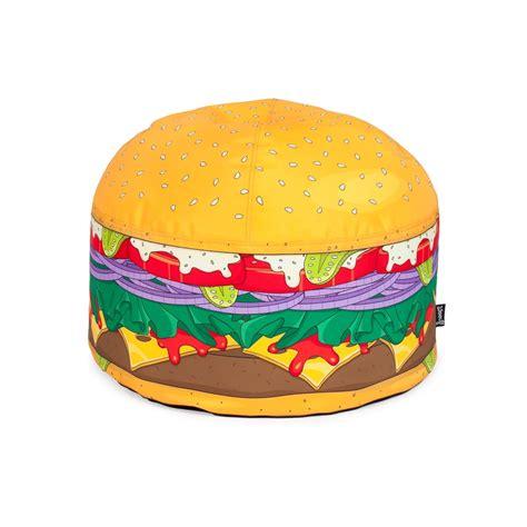 hamburger bean bag mini burger bean bag by woouf bedroom furniture