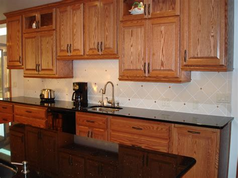 Light Oak Kitchen Cabinets Kitchen Light Oak Kitchen Oak Kitchen Cabinet Doors White Care Partnerships