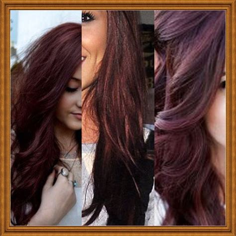 cherry cola brown hair color 33 best cherry cola hair fall here i come
