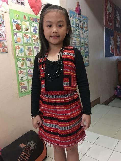 igorot costume filipino clothing girl costumes