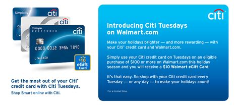 Register American Express Business Gift Card - spend 100 get 10 gift card citi tuesdays on walmart com michael w travels