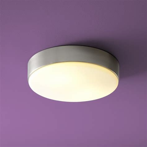 Ceiling Mount Light Fixtures For Bathroom | oxygen lighting journey ceiling flush mount light fixture
