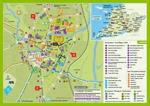 map of ennis fleadh cheoil na h 201 ireann inis 2016 home