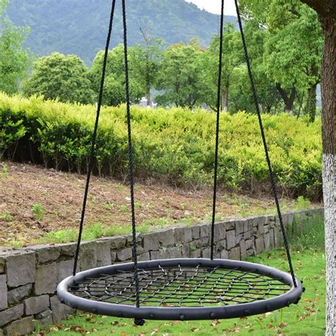 swing net 40 quot tree swing net outdoor garden children