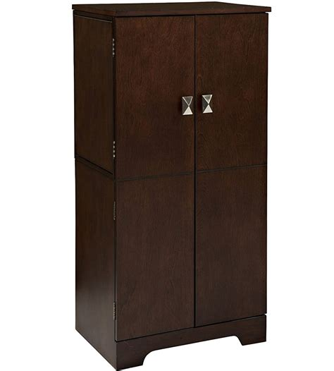 jewelry organizer armoire in jewelry armoires