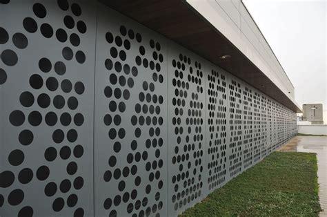 enrejado para fachadas pin de ing quezada en laminas perforadas