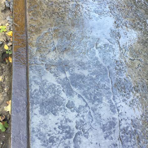 decorative concrete cornerstone concrete  contracting