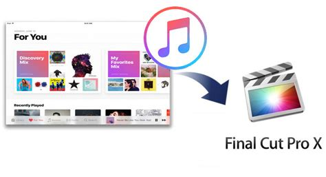 final cut pro music how to add apple music to final cut pro noteburner