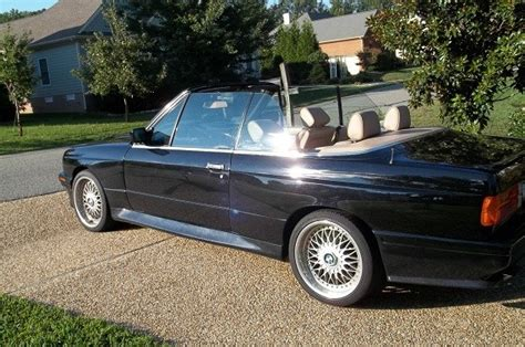 1989 bmw m3 for sale 1989 bmw m3 convertible replica german cars for sale