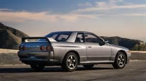 Nissan Gt R32 Nissan Skyline Gt R R32 1989 Sprzedany Gie蛯da Klasyk 243 W