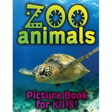 zoo picture book zoo animals picture book for walmart