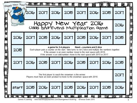 new year maths 4 learning new year math freebies ideas and more