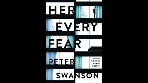 her every fear 0571327109 review her every fear is effective compulsive thriller www icflorida com