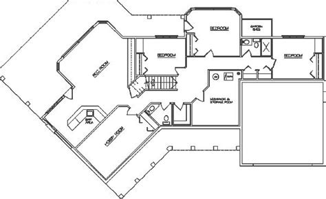 ponderosa ranch house floor plan 4 bedroom 3 bath ranch house plan alp 02mx chatham design group